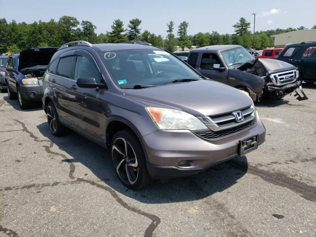 Salvage cars for sale from Copart Exeter, RI: 2011 Honda CR-V SE