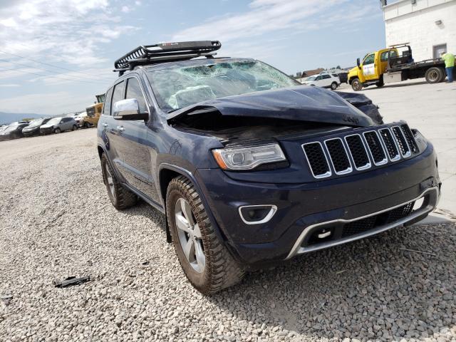 Vehiculos salvage en venta de Copart Farr West, UT: 2014 Jeep Grand Cherokee