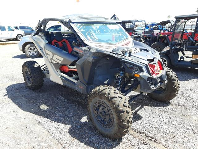 Salvage motorcycles for sale at Phoenix, AZ auction: 2021 Can-Am Maverick X