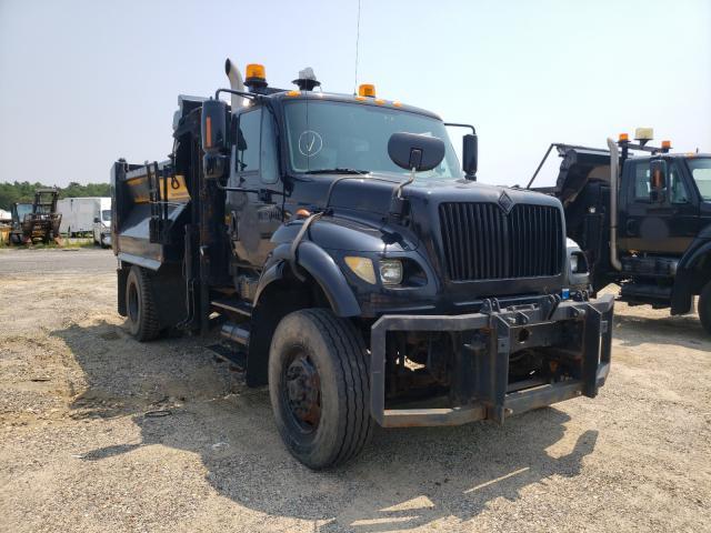 International Vehiculos salvage en venta: 2005 International 7000 7600