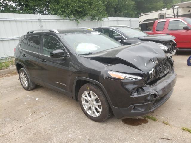 Vehiculos salvage en venta de Copart Eldridge, IA: 2014 Jeep Cherokee L