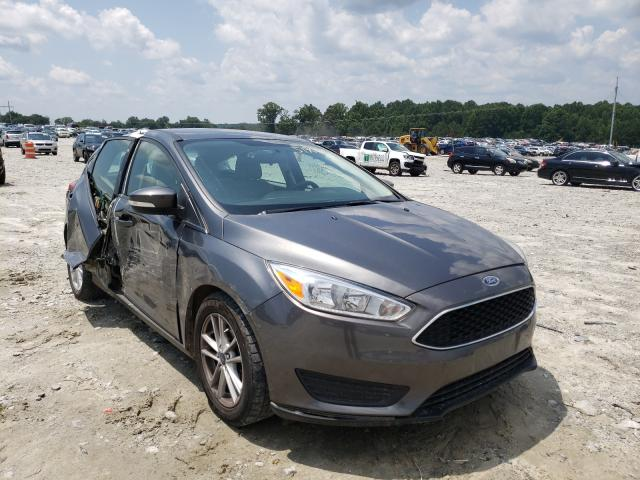 Salvage cars for sale from Copart Loganville, GA: 2017 Ford Focus SE