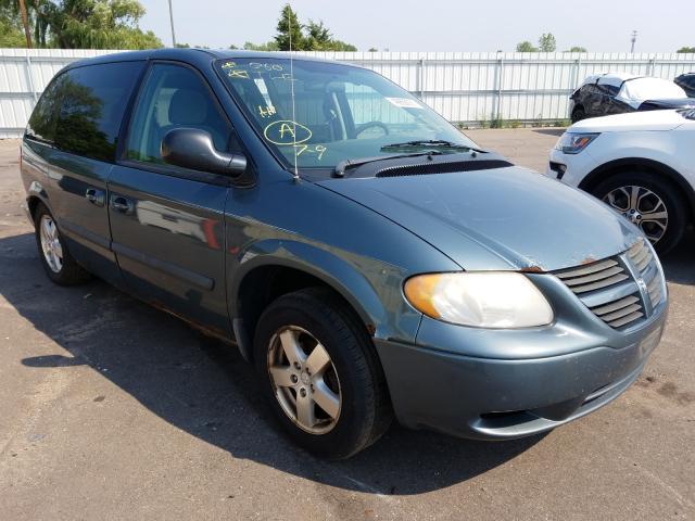 Dodge Caravan salvage cars for sale: 2006 Dodge Caravan