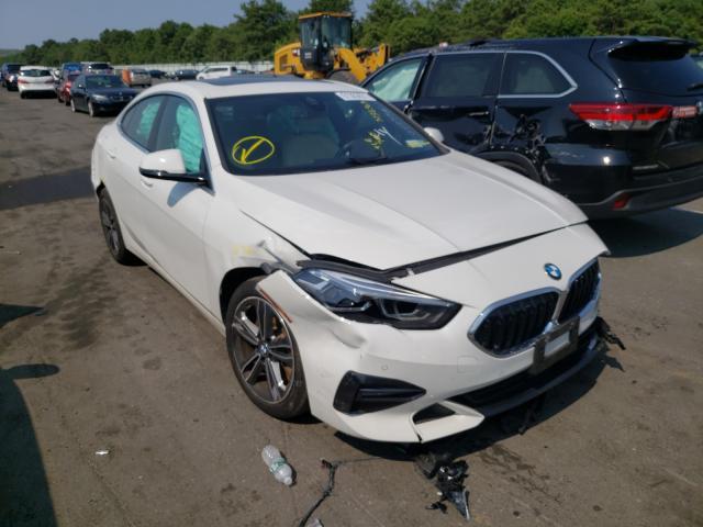 BMW Vehiculos salvage en venta: 2021 BMW 228XI