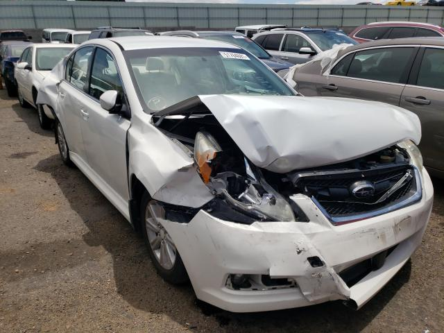 Salvage cars for sale at Albuquerque, NM auction: 2011 Subaru Legacy 2.5
