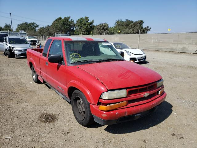 Salvage cars for sale from Copart San Diego, CA: 2003 Chevrolet S Truck S1