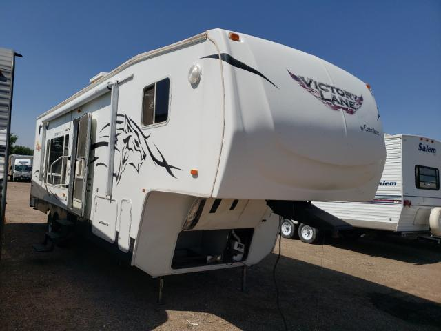 Forest River Vehiculos salvage en venta: 2007 Forest River 5th Wheel