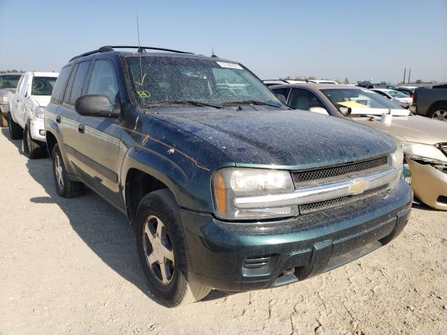 Vehiculos salvage en venta de Copart Anderson, CA: 2005 Chevrolet Trailblazer