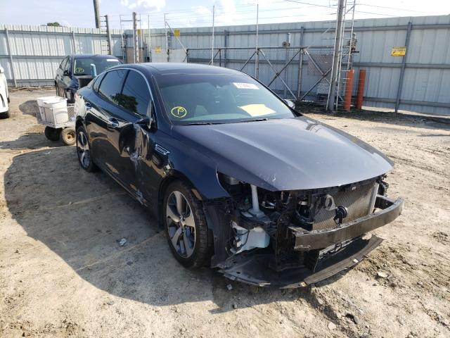Salvage cars for sale at Conway, AR auction: 2019 KIA Optima LX