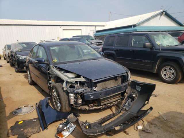 Salvage cars for sale from Copart Pekin, IL: 2009 Volvo S40 2.4I