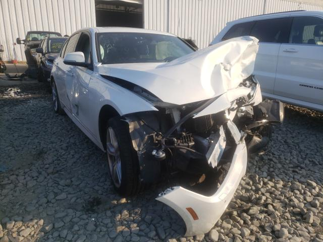 Salvage cars for sale from Copart Windsor, NJ: 2015 BMW 328 XI SUL