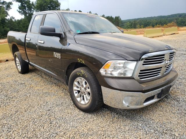 Salvage cars for sale from Copart Concord, NC: 2013 Dodge RAM 1500 SLT