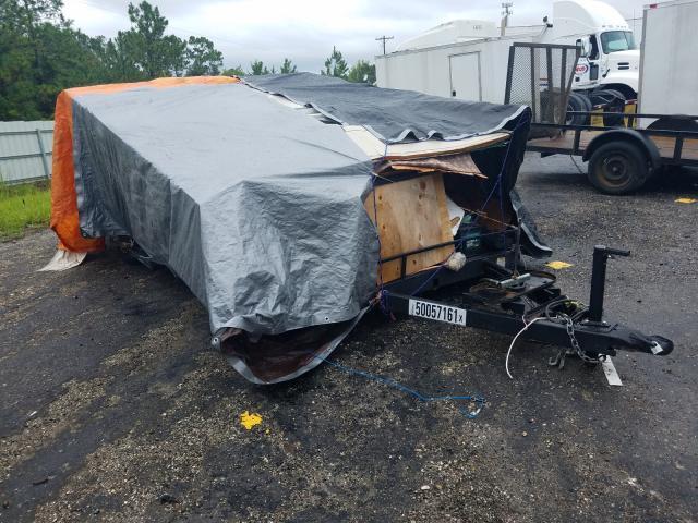 Vehiculos salvage en venta de Copart Jacksonville, FL: 2015 Jayco Trailer