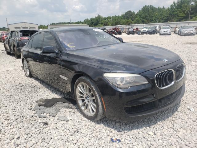 Vehiculos salvage en venta de Copart Memphis, TN: 2012 BMW 750 LI