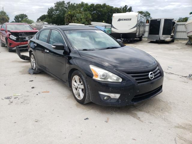 Salvage cars for sale from Copart Punta Gorda, FL: 2014 Nissan Altima 2.5