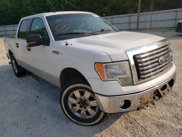 Salvage cars for sale from Copart Hurricane, WV: 2011 Ford F150 Super