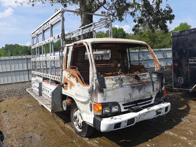 Isuzu salvage cars for sale: 2001 Isuzu NPR