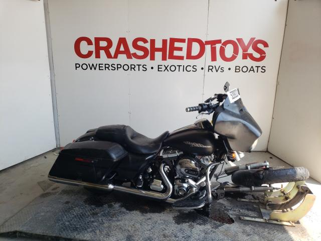 Salvage cars for sale from Copart Kansas City, KS: 2014 Harley-Davidson Flhx Street