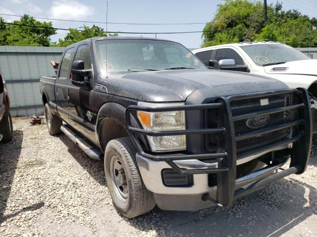 Salvage cars for sale from Copart Corpus Christi, TX: 2013 Ford F350 Super