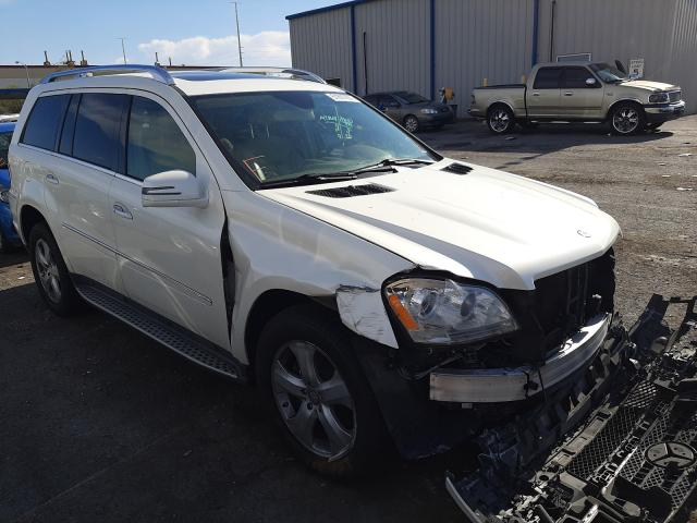 Salvage cars for sale at Las Vegas, NV auction: 2012 Mercedes-Benz GL 450 4matic