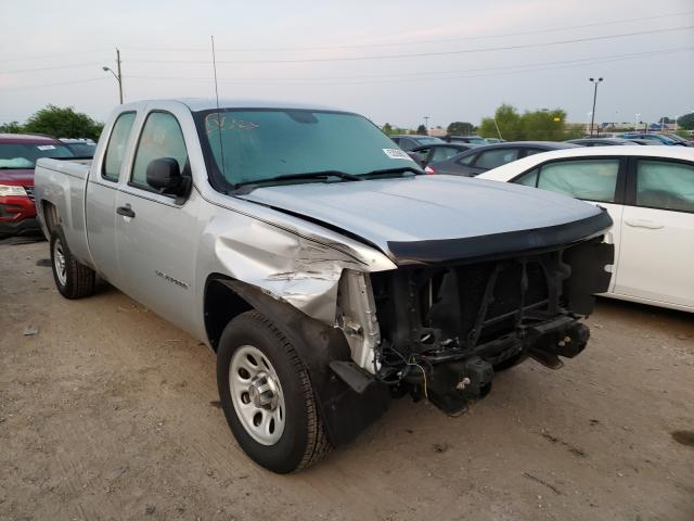 Salvage cars for sale from Copart Indianapolis, IN: 2012 Chevrolet Silverado