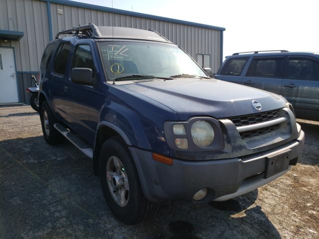 Salvage 2004 NISSAN XTERRA - Small image. Lot 51938841