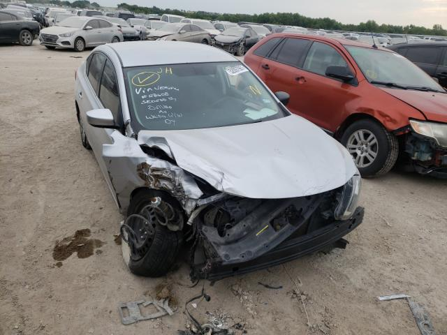 Nissan Vehiculos salvage en venta: 2016 Nissan Sentra S