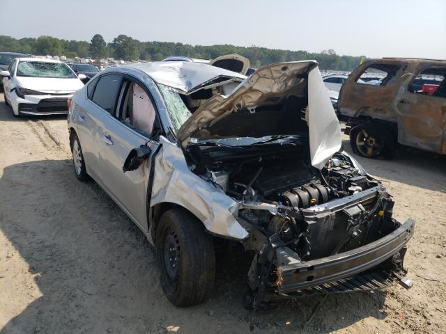 Salvage cars for sale at Conway, AR auction: 2018 Nissan Sentra S