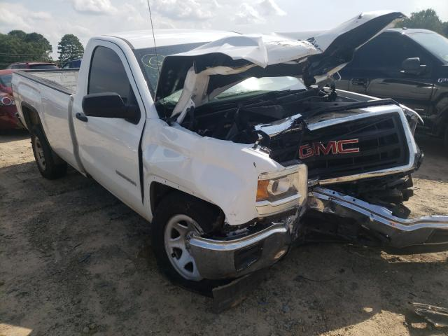 Salvage cars for sale at Conway, AR auction: 2015 GMC Sierra C15