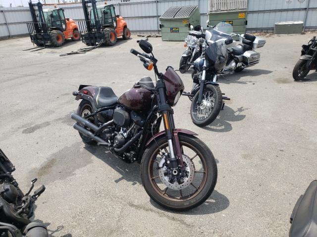 Harley-Davidson salvage cars for sale: 2021 Harley-Davidson Fxlrs