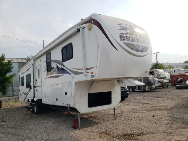 Big Horn 5th Wheel salvage cars for sale: 2010 Big Horn 5th Wheel
