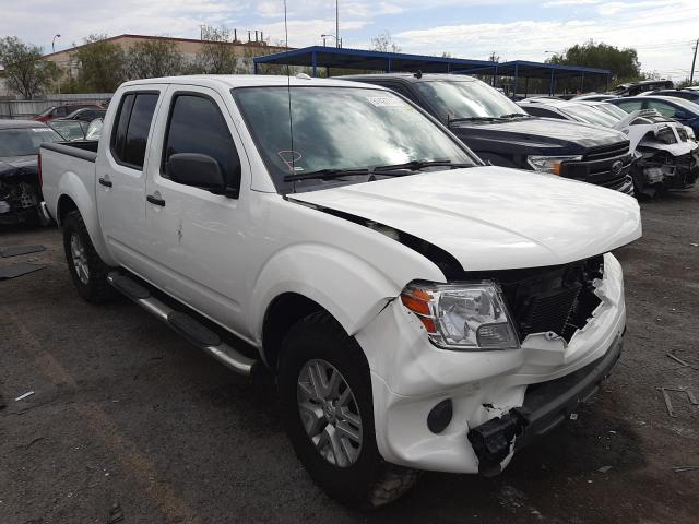 Salvage cars for sale from Copart Las Vegas, NV: 2016 Nissan Frontier S