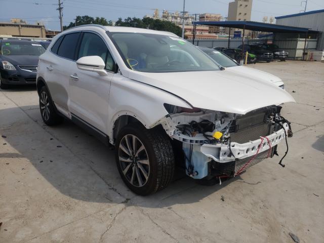 Vehiculos salvage en venta de Copart New Orleans, LA: 2019 Lincoln MKC Reserv