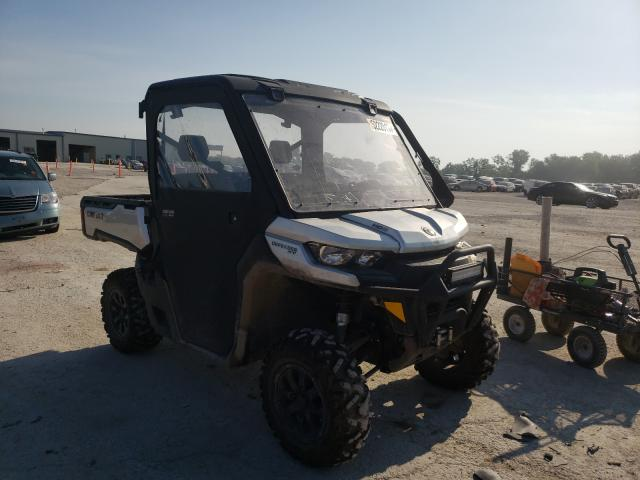 Salvage cars for sale from Copart Kansas City, KS: 2020 Can-Am Defender X