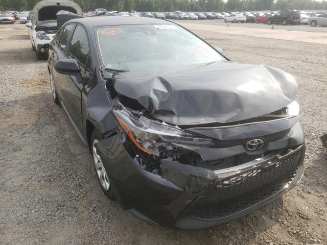 Toyota salvage cars for sale: 2022 Toyota Corolla LE