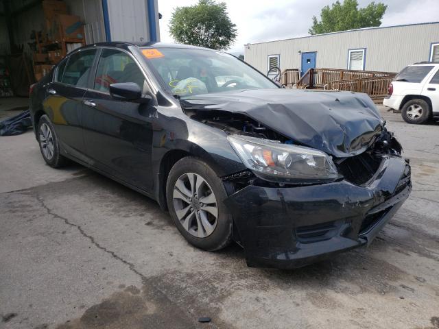 Vehiculos salvage en venta de Copart Duryea, PA: 2014 Honda Accord LX