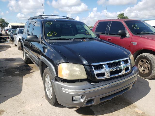 Isuzu salvage cars for sale: 2005 Isuzu Ascender S
