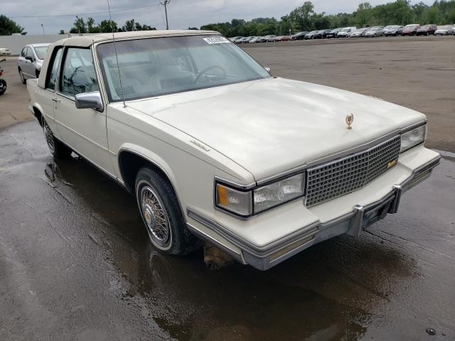 Cadillac Deville salvage cars for sale: 1987 Cadillac Deville