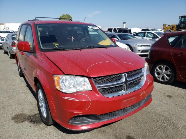 Vehiculos salvage en venta de Copart Martinez, CA: 2014 Dodge Grand Caravan