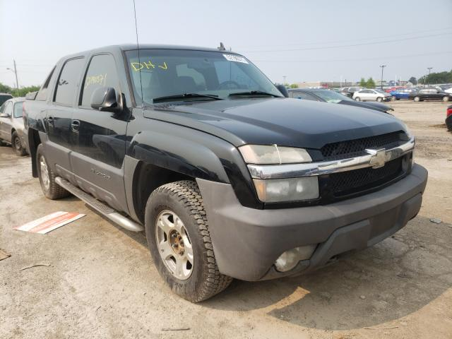 Salvage cars for sale from Copart Indianapolis, IN: 2006 Chevrolet Avalanche