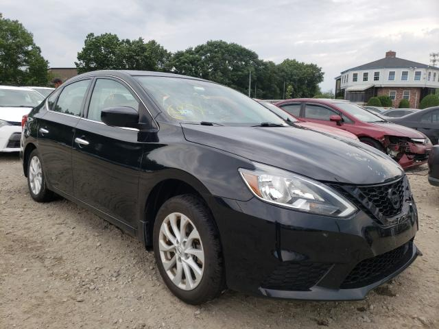 Nissan Vehiculos salvage en venta: 2019 Nissan Sentra S