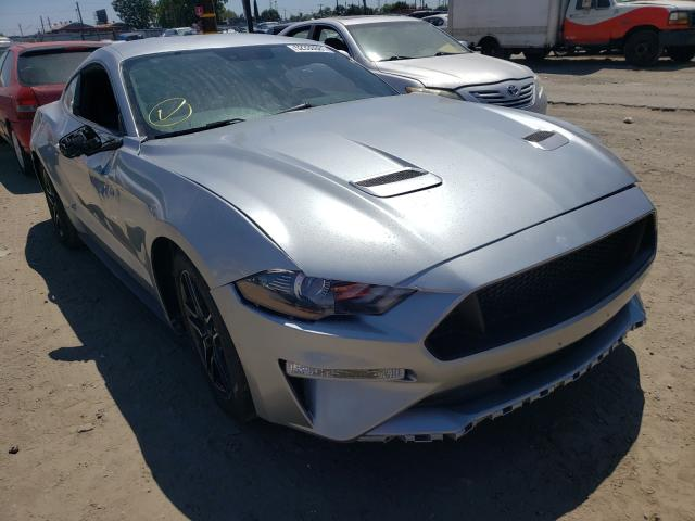 2020 Ford Mustang en venta en Los Angeles, CA