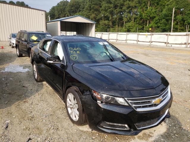 Chevrolet salvage cars for sale: 2018 Chevrolet Impala LT
