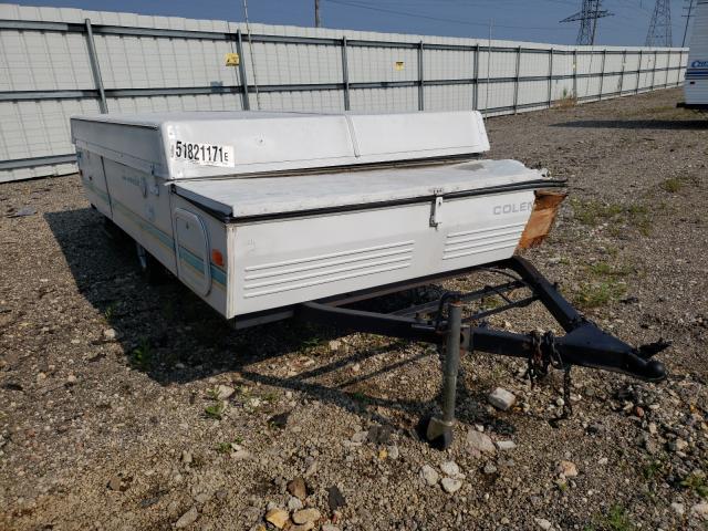 Vehiculos salvage en venta de Copart Elgin, IL: 1994 Coleman POP-Up