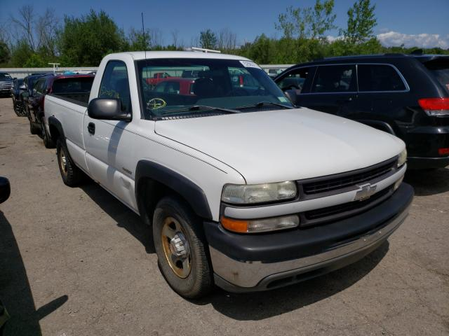 Salvage cars for sale from Copart Angola, NY: 2000 Chevrolet Silverado