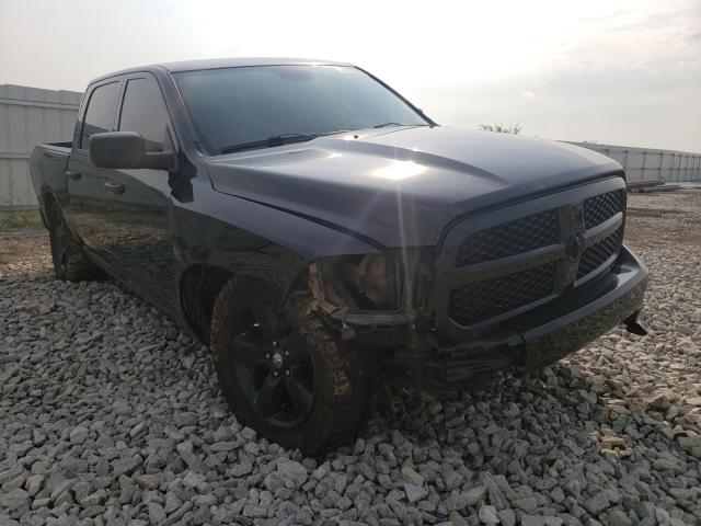 Salvage cars for sale from Copart Louisville, KY: 2014 Dodge RAM 1500 ST
