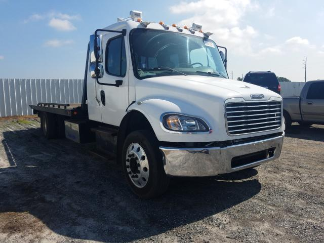 Salvage cars for sale from Copart Jacksonville, FL: 2015 Freightliner M2 106 MED