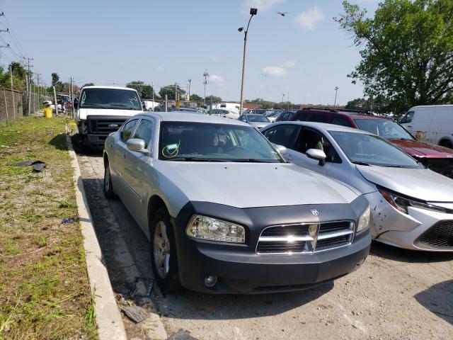 Vehiculos salvage en venta de Copart Wheeling, IL: 2010 Dodge Charger SX