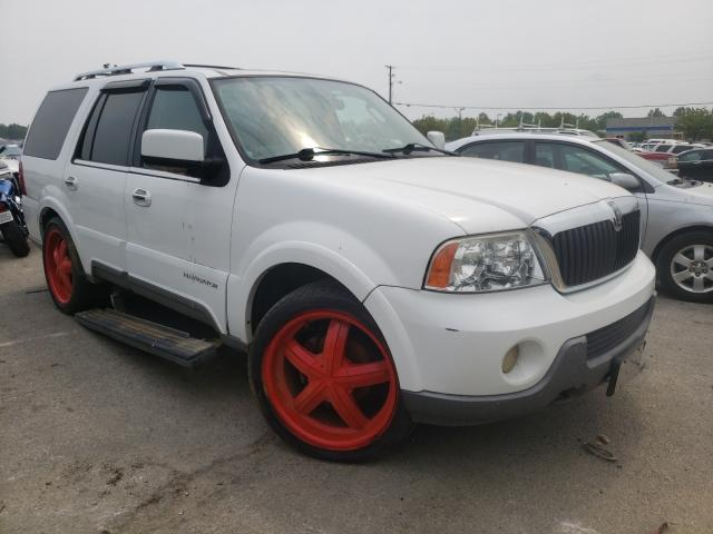 Lincoln Vehiculos salvage en venta: 2004 Lincoln Navigator