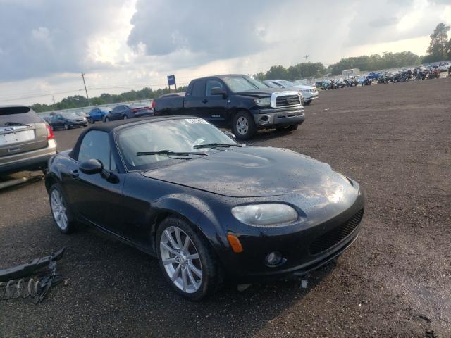 Salvage cars for sale from Copart Newton, AL: 2006 Mazda MX-5 Miata
